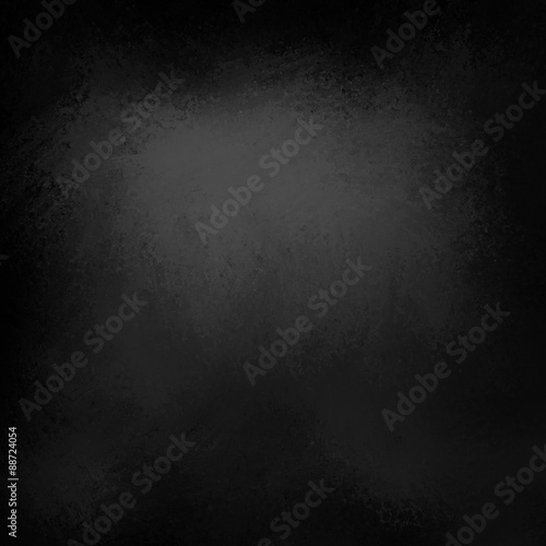 Abstract black background with luxurious vintage grunge background ...
