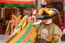 Hemis Festival In Leh, Ladakh,...