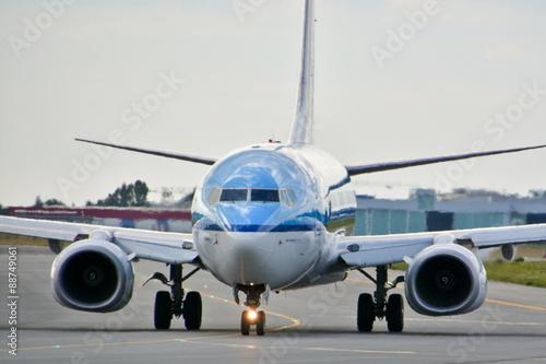 Fotografia  KLM plane
