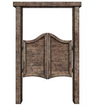 Saloon Tür Rahmen