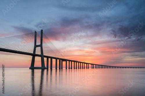 Photo  Vasco da Gama Bridge