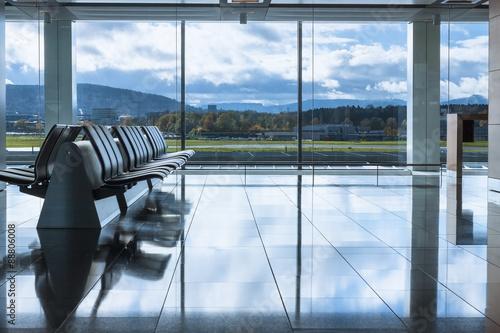 Foto op Aluminium Luchthaven Airport waiting lounge