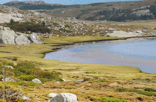Fotografie, Obraz  Lac de Nino