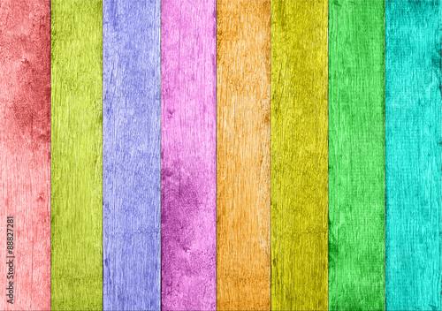 kolorowe deski
