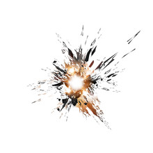 Explosion Background, Easy All...
