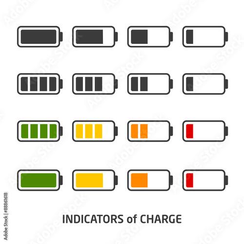 Obraz battery - fototapety do salonu