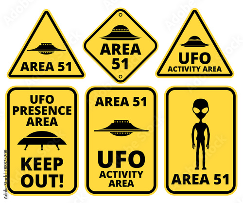 Photo  Ufo danger