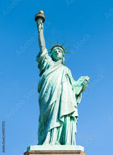 Papiers peints Freiheitsstaue in New York City USA
