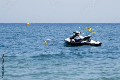 In de dag Water Motor sporten 674