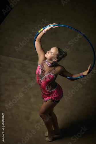 Fotografía gymnast
