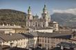 The Salzburg Cathedral (Salzburger Dom), Austria