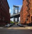 manhattan bridge new york city brooklyn