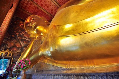 Wat Pho Bangkok Poster