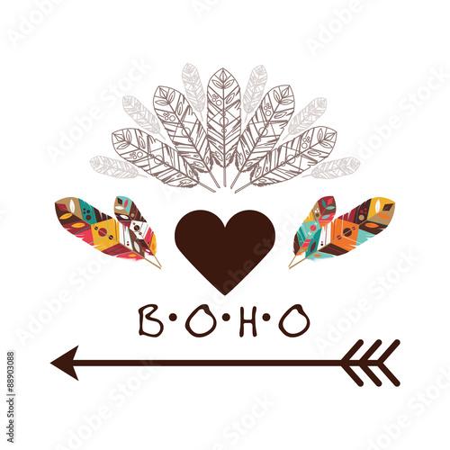 Photo  Boho design