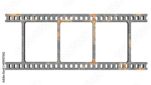 Fototapeta iron film obraz na płótnie
