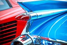 Oldtimer US-Car Cadillac Eldor...