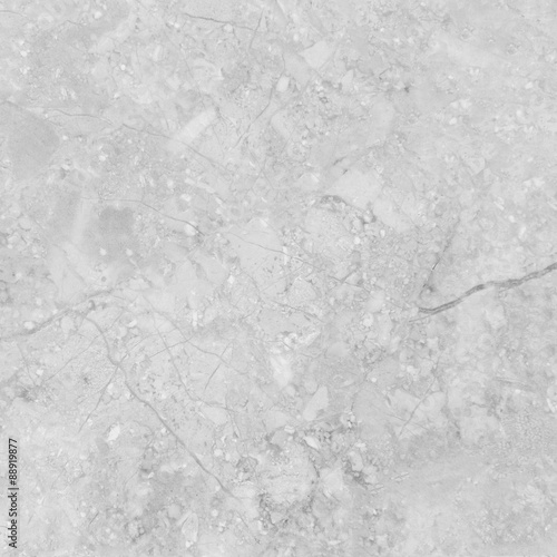Marble stone wall background, gray marble texture. Wall mural