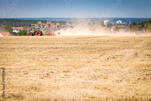Trockenheit Wassermangel Landwirtschaft