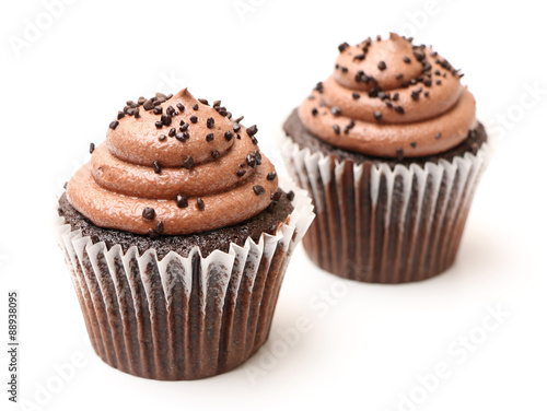 Chocolate Cupcakes Poster