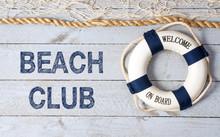 Beach Club - Welcome On Board