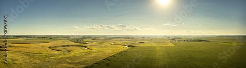 Fotografie, Obraz  Sun on the South Dakota Plains