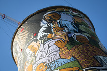 The Orlando Towers In Soweto, ...