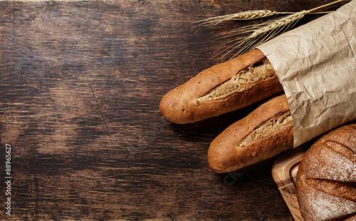 Valokuva  Fresh bread