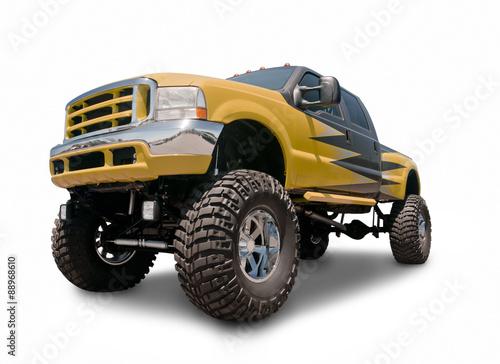 фотография  Lifted 4x4 Truck
