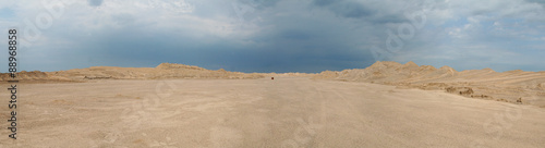 Photo sur Aluminium Desert de sable in the middle of the desert