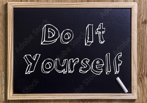Fotografía  Do It Yourself