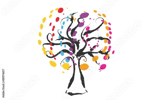 Fototapeta drzewo,palma obraz