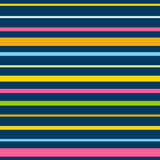 Seamless pattern with color stripes