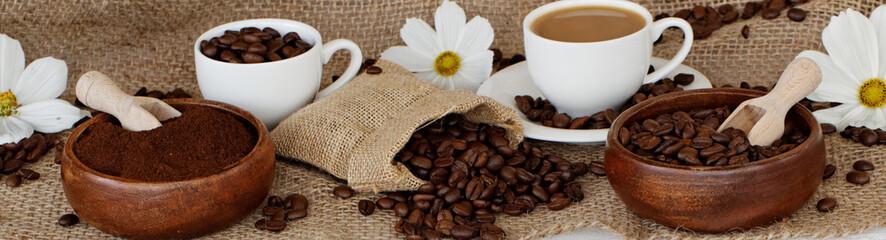Panel Szklany Kaffee