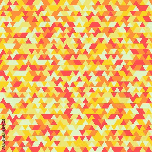 Foto op Aluminium ZigZag Geometric pattern