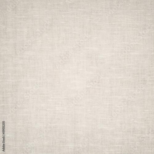 Poster Tissu Clean gray burlap texture. Woven square fabric
