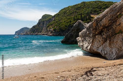 Fototapety, obrazy: Corfu (Greece)
