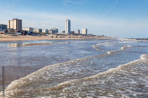 Photo Beach in Zandvoort, Netherlands