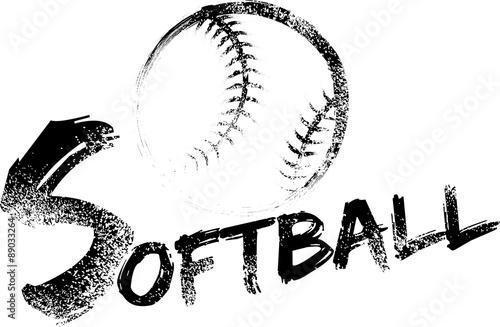 Softball Pósters en Europosters.es