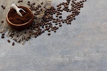 Fototapeta do kuchni kawa
