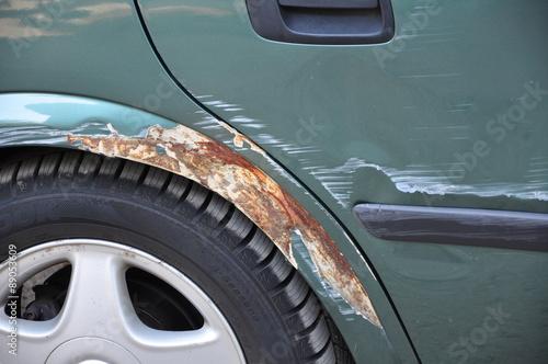 kratzer am auto
