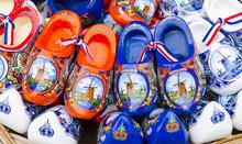 Wooden Shoes As A Souvenir, Ho...