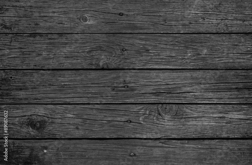 Tuinposter Hout Dark Wood Background