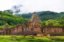 Wat Phu Stone Sanctuary