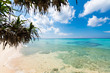 Blue sky and beautiful coast, Okinawa, Japan