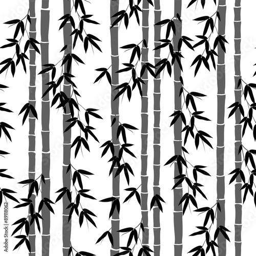 tekstura-z-bambusowym-drzewem
