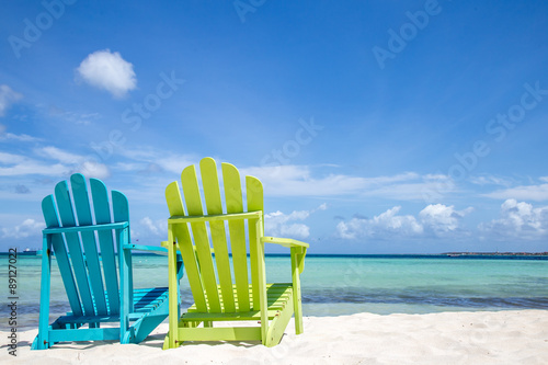 Photo Stands Caribbean Caribbean Beach Chair