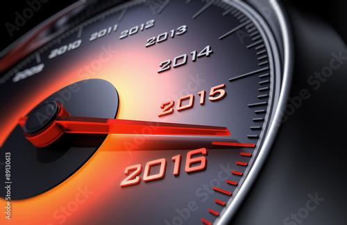 Fotografia  Tachometer 2016