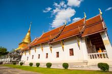 Buddhist Temple Of Wat Phumin ...