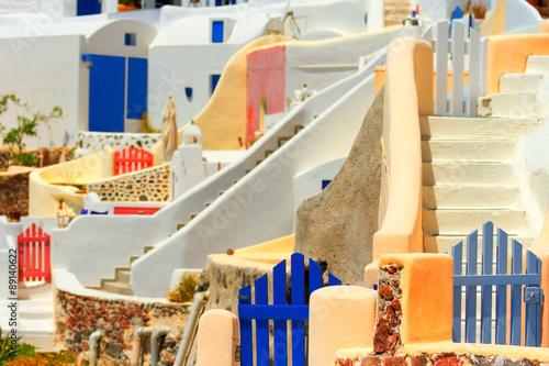 Fototapety, obrazy: Oia, Santorini
