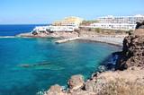 Fototapeta Fototapety z morzem do Twojej sypialni - Piękna plaża w in Callao Salvaje na Teneryfie